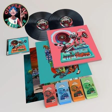Song Machine Season One – Strange Timez gorillaz