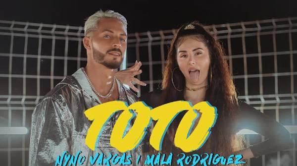 Nyno Vargas y Mala Rodriguez mueven el 'TOTO' en su nuevo hit (Letra)