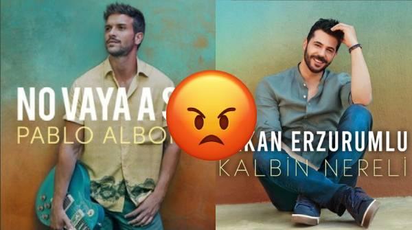 Pablo Alborán en shock por presunto plagio a su canción