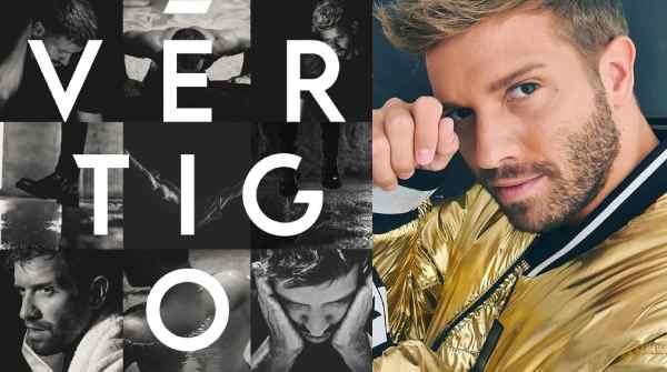 Pablo Alborán anuncia 'Vértigo', nuevo álbum con reflexión incluida