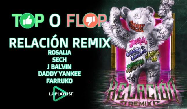 relacion remix rosalia