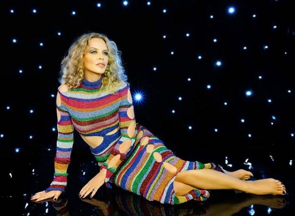 Kylie Minogue – Unstoppable LETRA
