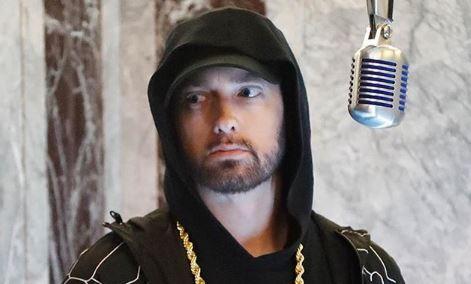 cantantes con mas suscriptores youtube Eminem