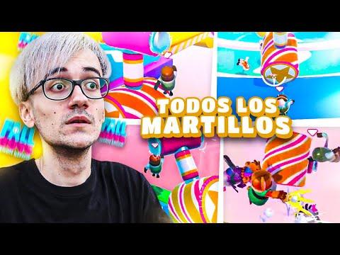 VÍDEO: *NUEVO MODO* USANDO TODOS LOS MARTILLOS