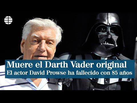VÍDEO: Muere David Prowse, el actor que encarnó a Darth Vader
