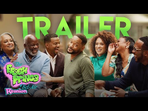 video The Fresh Prince of Bel-Air Reunion Trailer