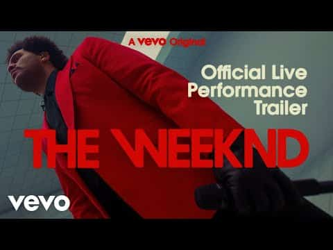 VÍDEO: The Weeknd – Trailer (Official Live Performance) | Vevo
