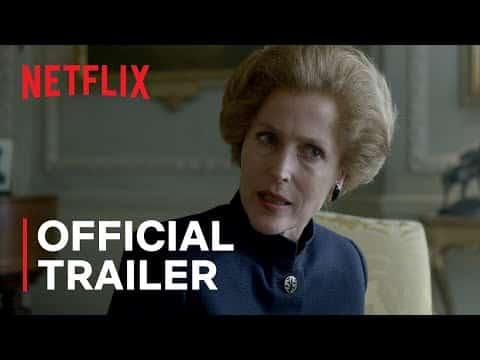video The Crown Season 4 | Official Trailer | Netflix