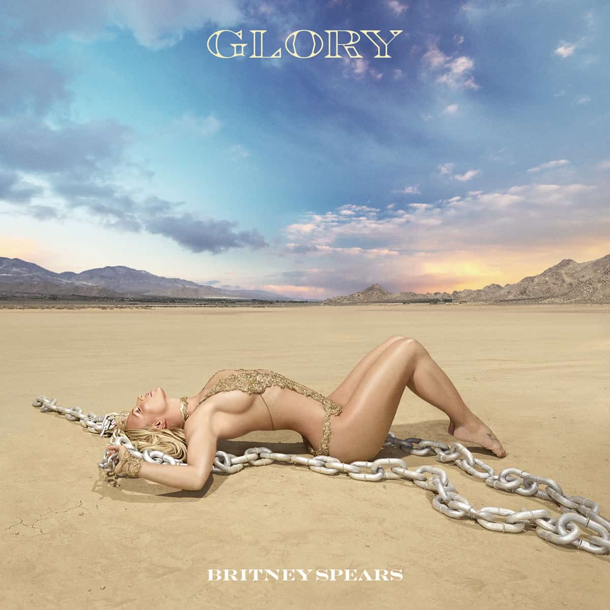 Britney Spears Swimming In The Stars letra y vídeo
