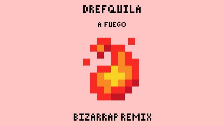 VÍDEO: Drefquila – A Fuego (Bizarrap Remix)