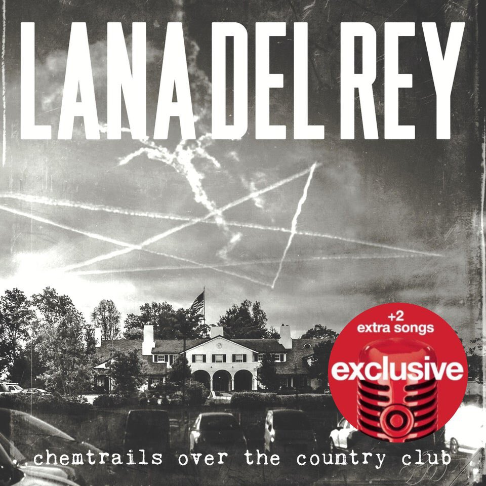 Letra Chemtrails Over The Country Club de Lana Del Rey