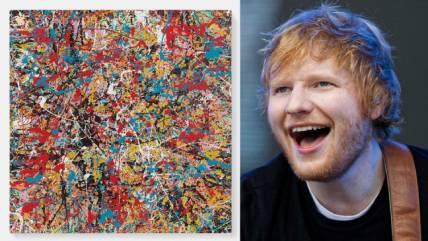 Ed Sheeran the afterglow 2