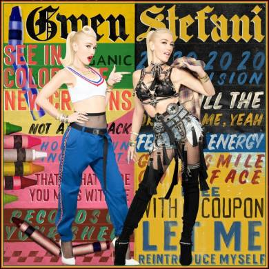 Let Me Reintroduce Myself lyrics Gwen Stefani