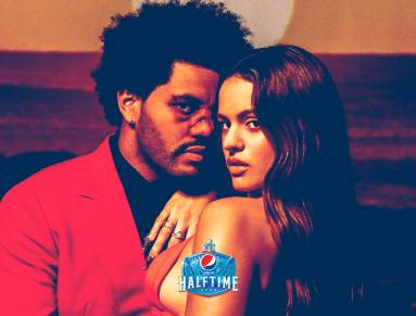 Rosalía Super Bowl The Weeknd