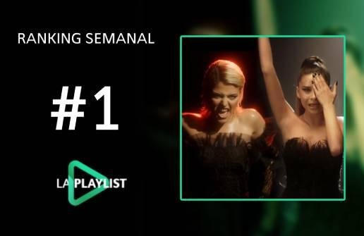 Ranking TOP10 novedades de la semana:  Alba Reche, Anaju, Flavio…