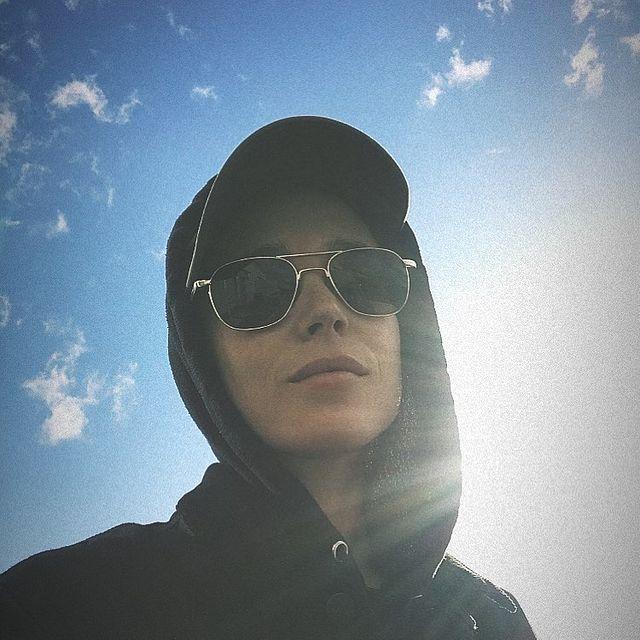 Elliot Page (Ellen Page) es trans: así lo anuncia en un comunicado