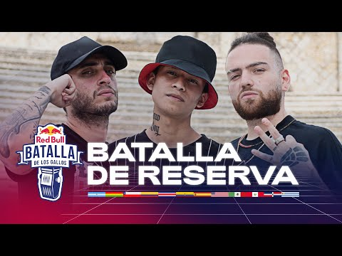 VÍDEO: BLON vs NEW ERA vs YOIKER | Batalla de Reserva | Red Bull Internacional 2020 de Red Bull Batalla De Los Gallos