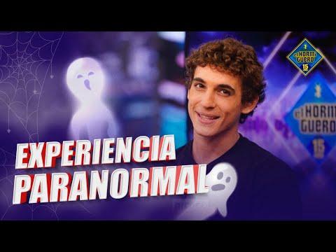 Video La escalofriante experiencia paranormal que vivió de Miguel Herrán - El Hormiguero