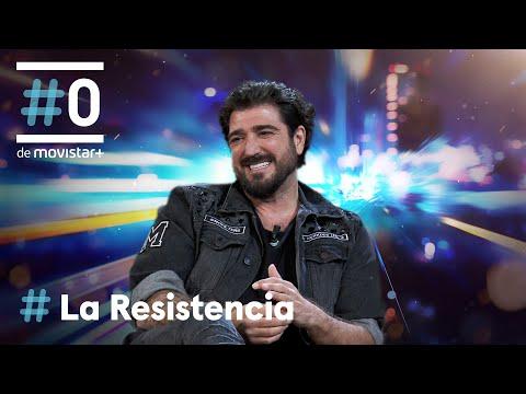 VÍDEO: LA RESISTENCIA – Entrevista a Antonio Orozco | #LaResistencia 09.12.2020 de La Resistencia en Movistar+