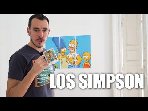 VÍDEO: LOS SIMPSON de Pantomima Full