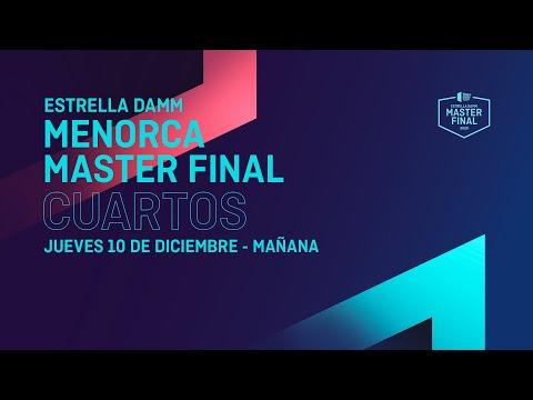 VÍDEO: Cuartos de final Jueves – Mañana  – Estrella Damm Menorca Master Final 2020 – World Padel Tour de World Padel Tour