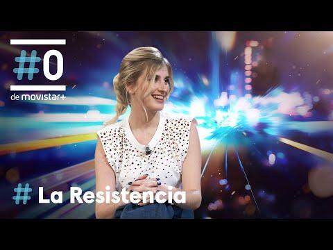 video LA RESISTENCIA - Entrevista a Samantha | #LaResistencia 02.12.2020