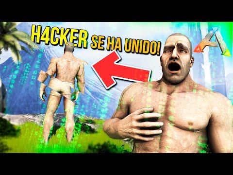 video ARK - NOS H4CKEAN Y NOS ENTRAN AL SERVIDOR... #20  - 1 VIDA - Nexxuz