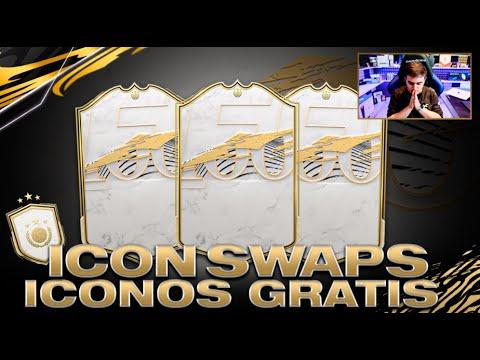 VÍDEO: ICON SWAPS!! COMO CONSEGUIRLOS Y MEJOR ELECCION!! ICONOS Y SOBRES GRATIS!! FREEZE EVENTO!! de Chigre