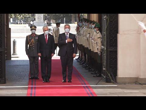 VÍDEO: Presidentes de Chile y Colombia encabezan XV Cumbre de Alianza del Pacífico de AGENCIA EFE