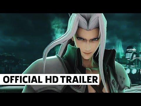 VÍDEO: Super Smash Bros. Ultimate Sephiroth Reveal Trailer   Game Awards 2020 de GameSpot
