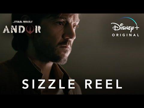 VÍDEO: Sizzle Reel   Andor   Disney+ de Star Wars
