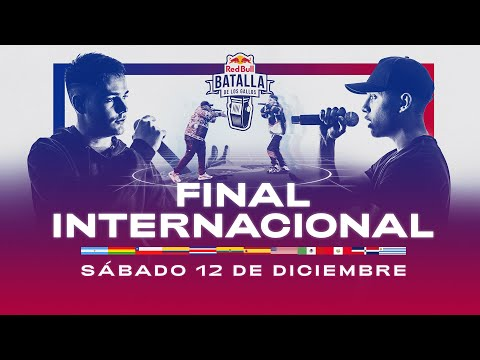 video Final Internacional 2020 | Red Bull Batalla de los Gallos