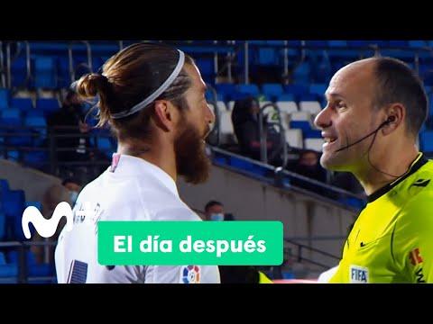 VÍDEO: El Día Después (14/12/2020): Mateu, el árbitro disfrutón de El Día Después en Movistar+