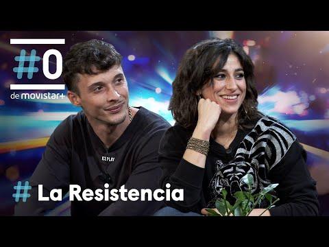 VÍDEO: LA RESISTENCIA – Entrevista a Ayax y Carolina Yuste | #LaResistencia 14.12.2020 de La Resistencia en Movistar+