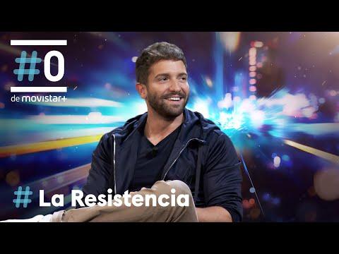 video LA RESISTENCIA - Entrevista a Pablo Alborán | Parte 1 | #LaResistencia 01.12.2020