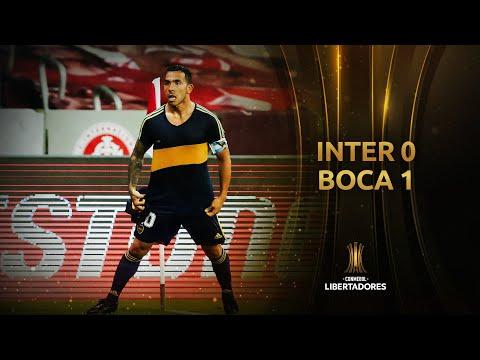 VÍDEO: Internacional vs. Boca Juniors [0-1]   RESUMEN   Octavos de Final   CONMEBOL Libertadores de CONMEBOL Libertadores