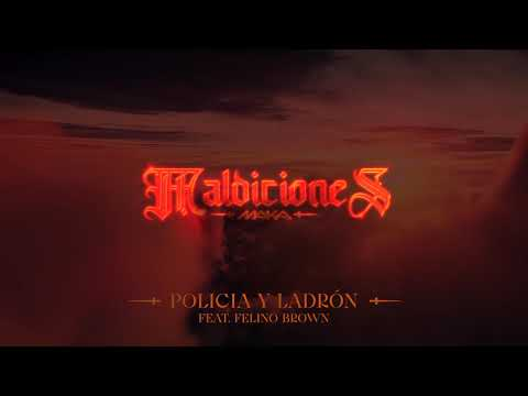 VÍDEO: MAKA feat. FELINO BROWN – Policia & Ladrón (Remix) de Maka Pna