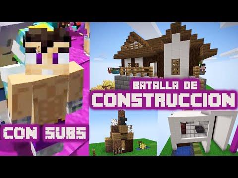 VÍDEO: 100 JUGADORES CONSTRUYEN *LA MEJOR CASA* DE MINECRAFT de VEGETTA777
