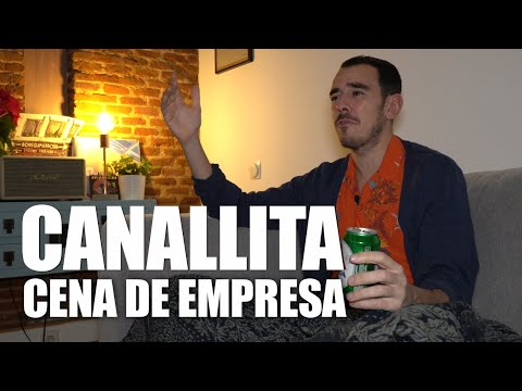 VÍDEO: CANALLITA – CENA DE EMPRESA de Pantomima Full