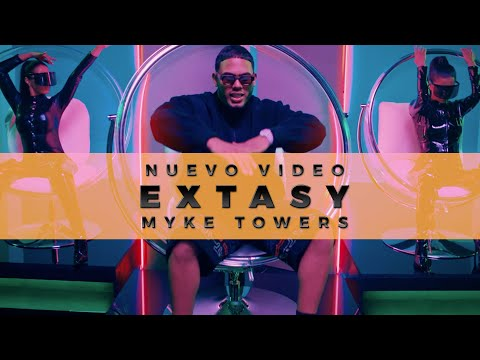 video Myke Towers - EXTASY (Video Oficial)