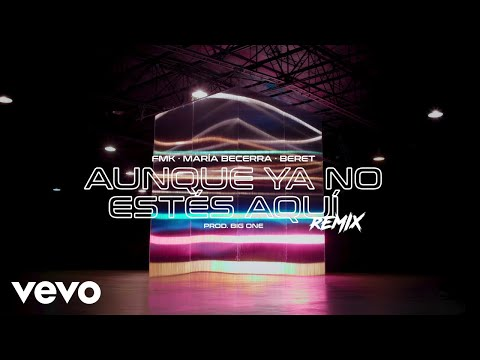 VÍDEO: FMK, Maria Becerra, Beret – AYNEA REMIX (Official Video) de FMK