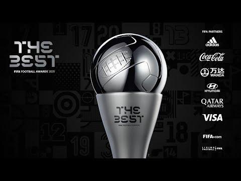 VÍDEO: The Best FIFA Football Awards™ 2020 | Full Show de FIFATV