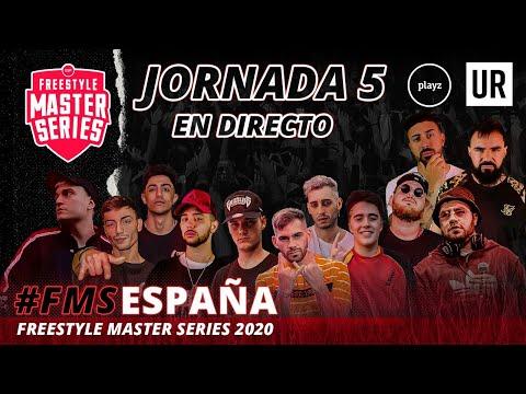 video FMS en Directo - Jornada 5 #FMSESPAÑA Temporada 2020