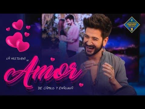 Video La gran historia de amor entre Camilo y Evaluna - El Hormiguero