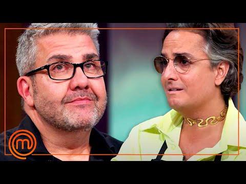 VÍDEO: ¡¡HACEN LLORAR A TODOS!! Emoción con Florentino y Josie   MasterChef Celebrity 5 de Masterchef España