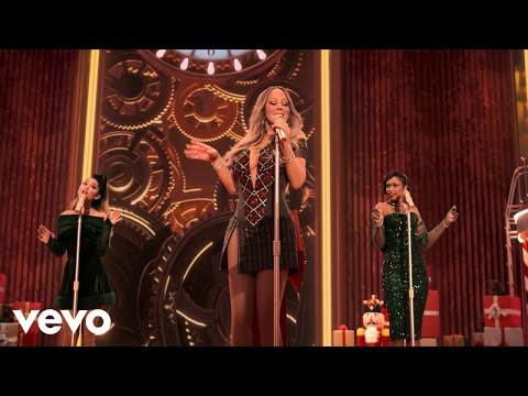 VÍDEO: Mariah Carey – Oh Santa! (Official Music Video) ft. Ariana Grande, Jennifer Hudson de Mariah Carey