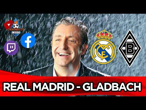 VÍDEO: REAL MADRID – GLADBACH con EL CHIRINGUITO   Champions League    Chiringuito Inside de Chiringuito Inside