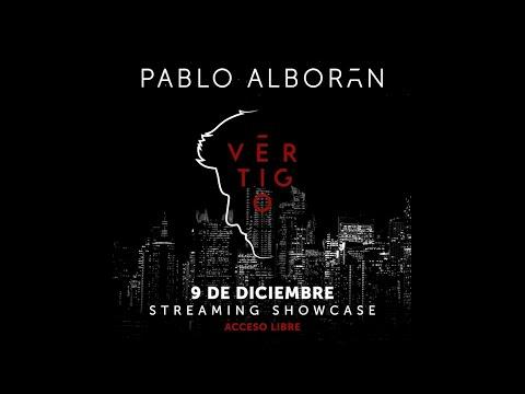 video Pablo Alborán presenta