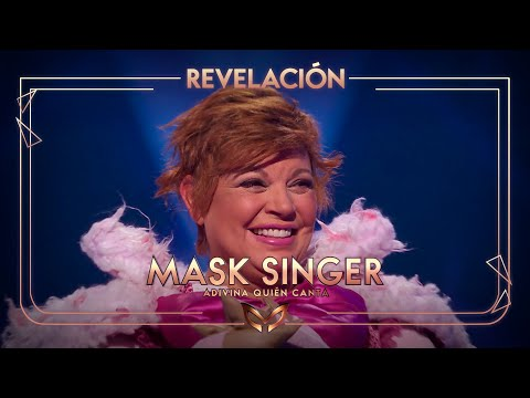 VÍDEO: Terelu Campos, desenmascarada como la Cerdita | Mask Singer: Adivina quién canta de Antena 3