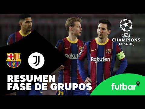 VÍDEO: RESUMEN J6 – FC BARCELONA 0-3 JUVENTUS de Futbar
